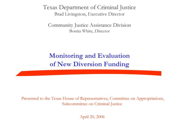 history of diversion in criminal justice