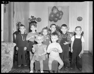 Primary view of object titled 'Birthday Party -- Jimmy Morgan'.