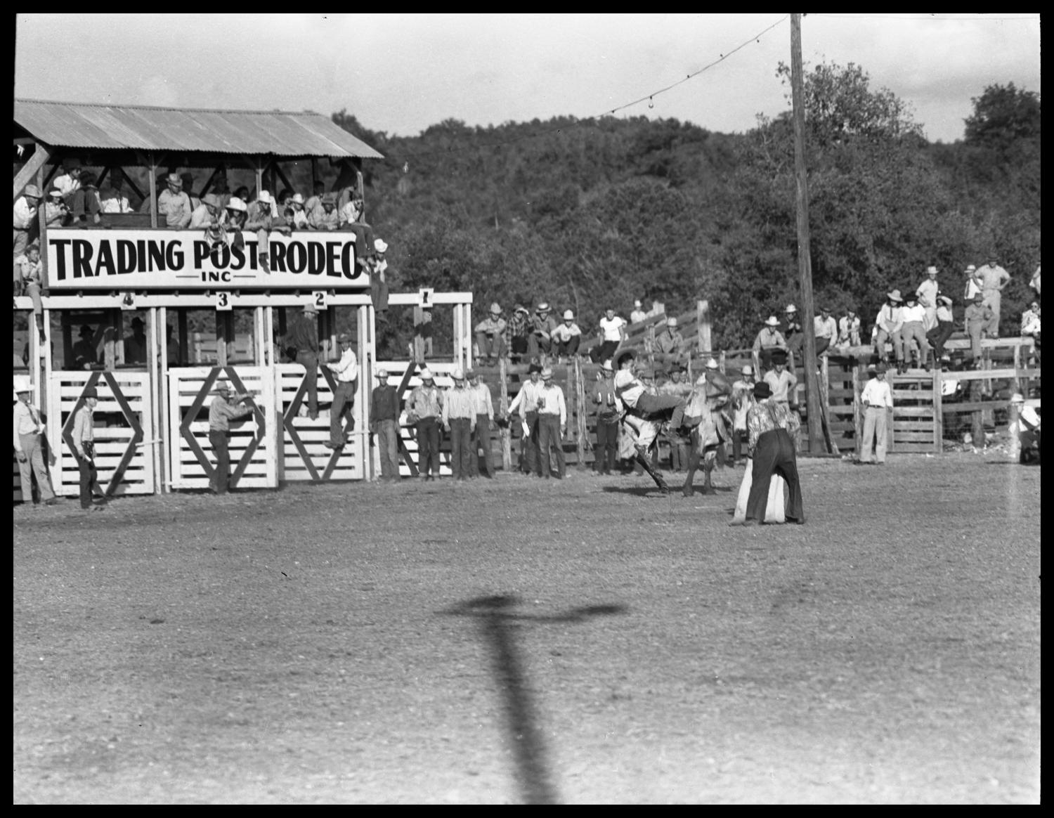 Johnson S Trading Post Rodeo Side 1 Of 1 The Portal To