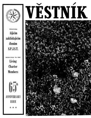 Primary view of object titled 'Věstník (West, Tex.), Vol. 50, No. 26, Ed. 1 Wednesday, June 27, 1962'.