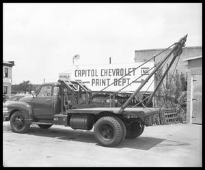 Primary view of object titled 'Capitol Chevrolet Incorporated'.