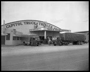 Primary view of object titled 'Capitol Truck and Trailer Company'.