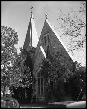 Primary view of object titled 'All Saints Episcopal Church'.