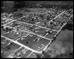 Primary view of object titled 'Aerial View of the Concordia Neighborhood'.