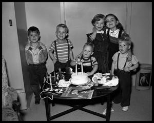 Primary view of object titled 'Child's Birthday Party'.