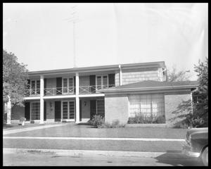 Primary view of object titled '[Kappa Alpha Theta Sorority House]'.