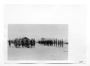 Primary view of object titled '[Honoring the Dead]'.