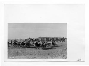 Primary view of object titled '[Field Artillery]'.
