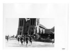 Primary view of object titled '[Church Service]'.