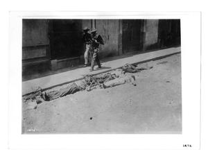 Primary view of object titled '[Dead Mexican Civilians]'.