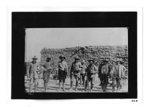 Primary view of object titled '[Soldiers of Fortune]'.