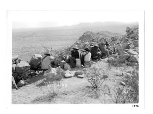 Primary view of object titled '[Ambushing the Mexican Army]'.