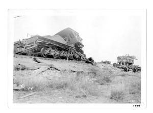 Primary view of object titled '[Derailed Supply Train]'.