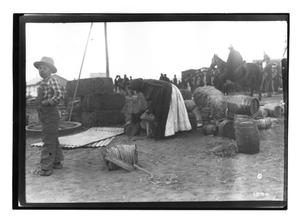 Primary view of object titled '[Mexican Revolution Life]'.