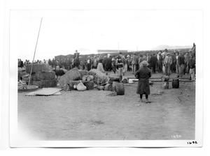 Primary view of object titled '[Mexican Revolution Refugees]'.