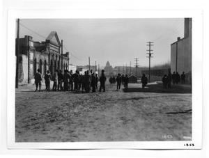 Primary view of object titled '[Old Juarez Post Office]'.