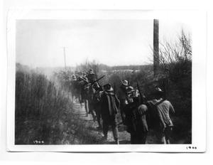 Primary view of object titled '[Rebels Marching]'.