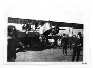 Primary view of object titled '[MB-1 Bomber]'.
