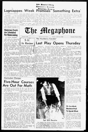 The Megaphone (Georgetown, Tex.), Vol. 59, No. 24, Ed. 1 Friday, April 15, 1966