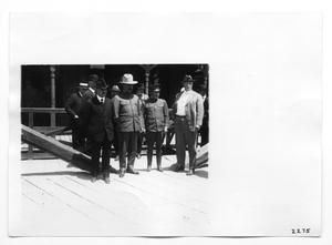 Primary view of object titled '[Obregon, Funston, and Scott]'.