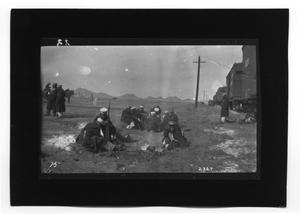 Primary view of object titled '[Federals at Ease]'.