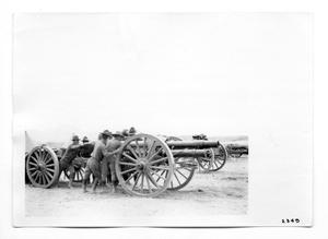 Primary view of object titled '[Army Cannon]'.