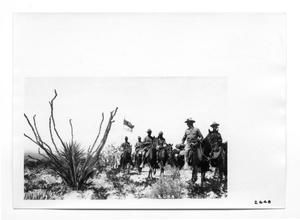Primary view of object titled '[Pennsylvania National Guard]'.