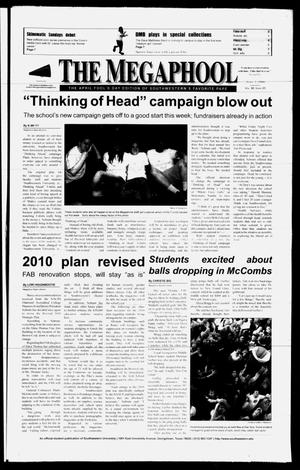 Primary view of object titled 'The Megaphone (Georgetown, Tex.), Vol. 98, No. 20, Ed. 1 Saturday, April 1, 2006'.