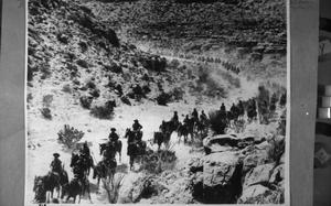 Primary view of object titled '[Troops in Boquillas Texas]'.