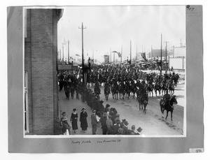 Primary view of object titled '[Cavalry Parade]'.