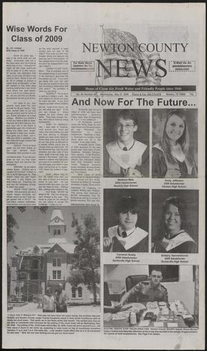 Newton County News (Newton, Tex.), Vol. 40, No. 46, Ed. 1 Wednesday, May 27, 2009