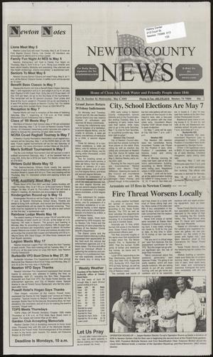 Newton County News (Newton, Tex.), Vol. 36, No. 42, Ed. 1 Wednesday, May 4, 2005