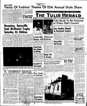 The Tulia Herald (Tulia, Tex.), Vol. 56, No. 9, Ed. 1 Thursday, March 3, 1966