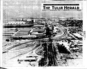 The Tulia Herald (Tulia, Tex.), Vol. 56, No. 28, Ed. 1 Thursday, July 14, 1966