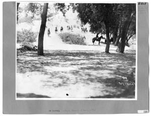 Primary view of object titled '[Troops on Patrol]'.