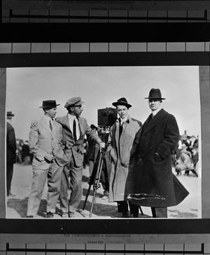 War Correspondents and Photographers
