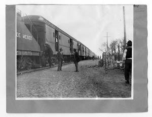 Primary view of object titled '[Mexican Train]'.