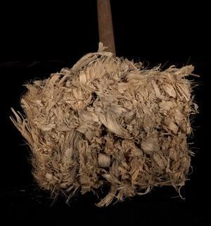 Corn Husk Broom