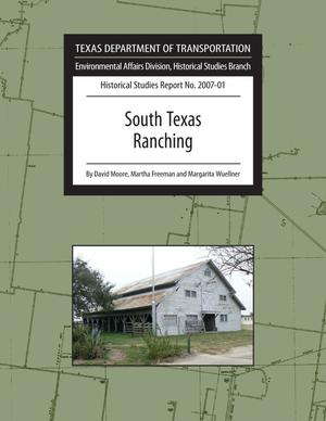 Primary view of object titled 'South Texas Ranching'.