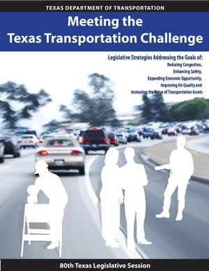 Primary view of Meeting the Texas Transportation Challenge