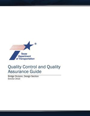 Primary view of object titled 'Quality Control and Quality Assurance Guide'.