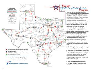 Primary view of object titled 'Texas Safety Rest Area Program'.