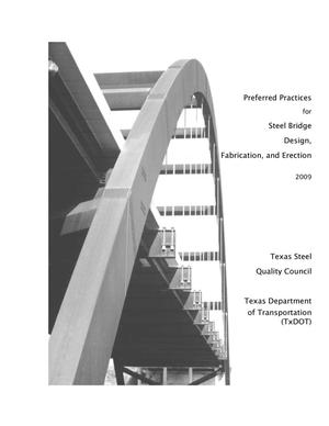 Primary view of object titled 'Preferred Practices for Steel Bridge Design, Fabrication, and Erection'.