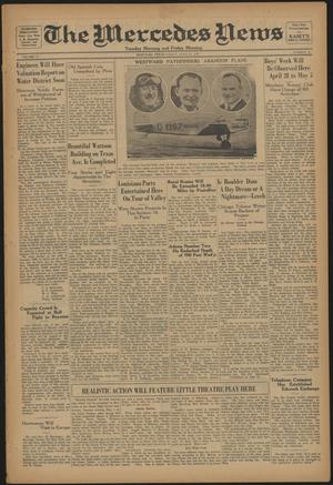 Primary view of object titled 'The Mercedes News (Mercedes, Tex.), Vol. 5, No. 45, Ed. 1 Friday, April 27, 1928'.