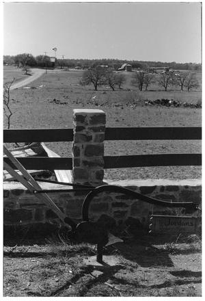 Primary view of object titled '[The Jordan's Ranch]'.
