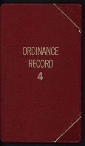 [Abilene City Ordinances: 1984]