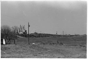 Primary view of object titled '[Mason Feeders Inc Building and Livestock]'.