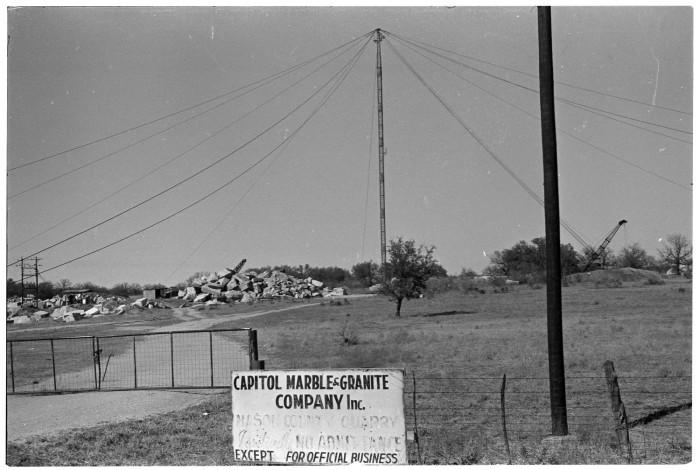 Capitol Marble Granite Company Inc Quarry