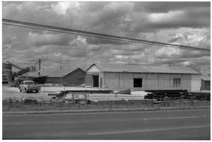 Primary view of object titled '[Buildings and Construction Material]'.