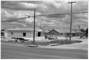 Primary view of object titled 'Buildings and Construction Material]'.